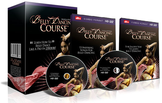 Belly dance classes courses online videos - FlamingoSportswear