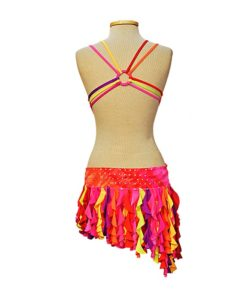 Girls Custom Dance Competition Costume - Dress