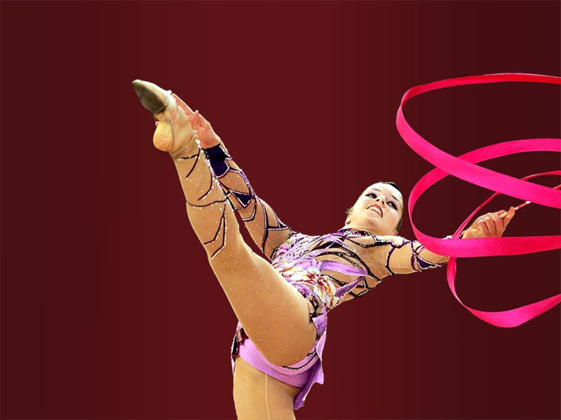 Rhythmic Gymnastics Leotards for Girls banner