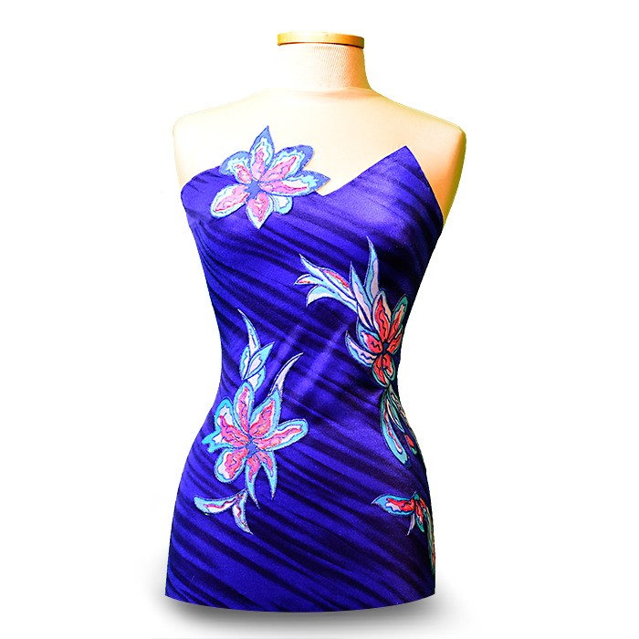 Design your own Leotard! Gymnastics Ice Skating Leotard - Blue