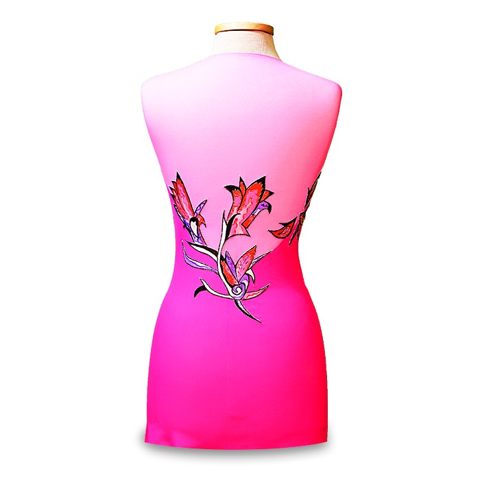 Design your own Leotard! Pink Gymnastics Ice Skating Leotard