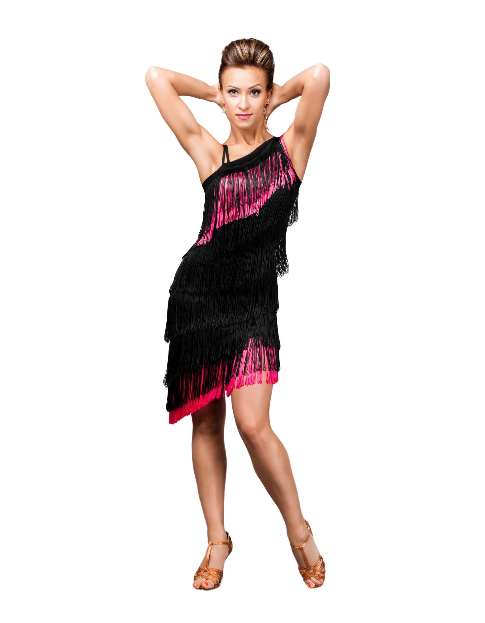 Latin Dance Dress - PL-782