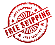 Free Shipping on all USA ordres