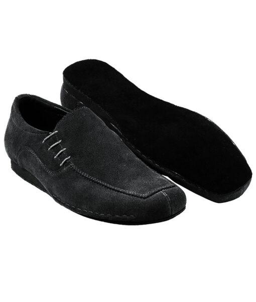 Very Fine Dance Shoes - SERO102BBX - Black Suede size 13 - Flate heel