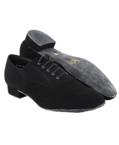 Very Fine Dance Shoes - 919101 - Black Nubuck size 13 - 1-inch heel