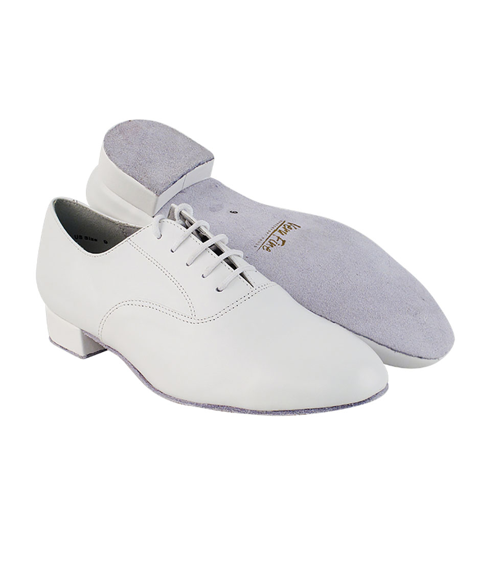 Very Fine Dance Shoes - 919101 - White Leather size 13 - 1-inch heel