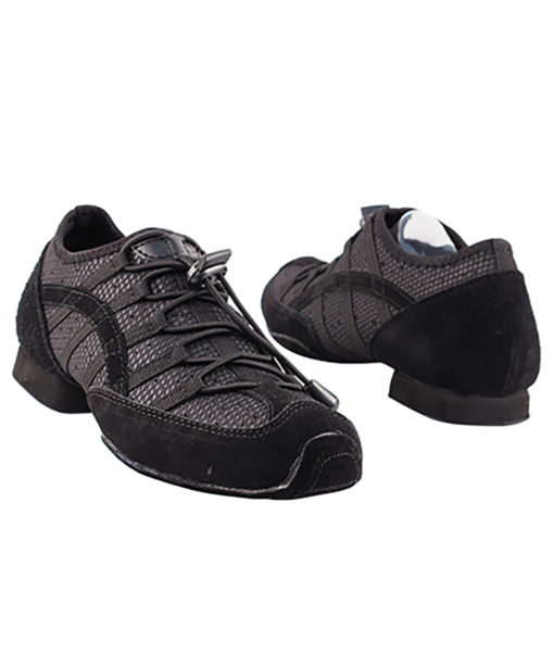 Very Fine Dance Sneakers - VFSN005 - Black size 15 B(M) US Women / 13.5 D(M) US Men