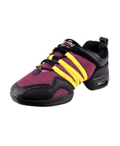 Very Fine Dance Sneakers - VFSN011 - Purple size 10 B(M) US Women / 8.5 D(M) US Men