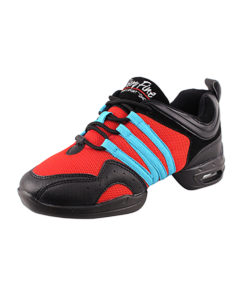 Very Fine Dance Sneakers - VFSN011 - Red size 10 B(M) US Women / 8.5 D(M) US Men