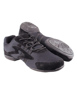 Very Fine Dance Sneakers - VFSN012 - Black size 15 B(M) US Women / 13.5 D(M) US Men
