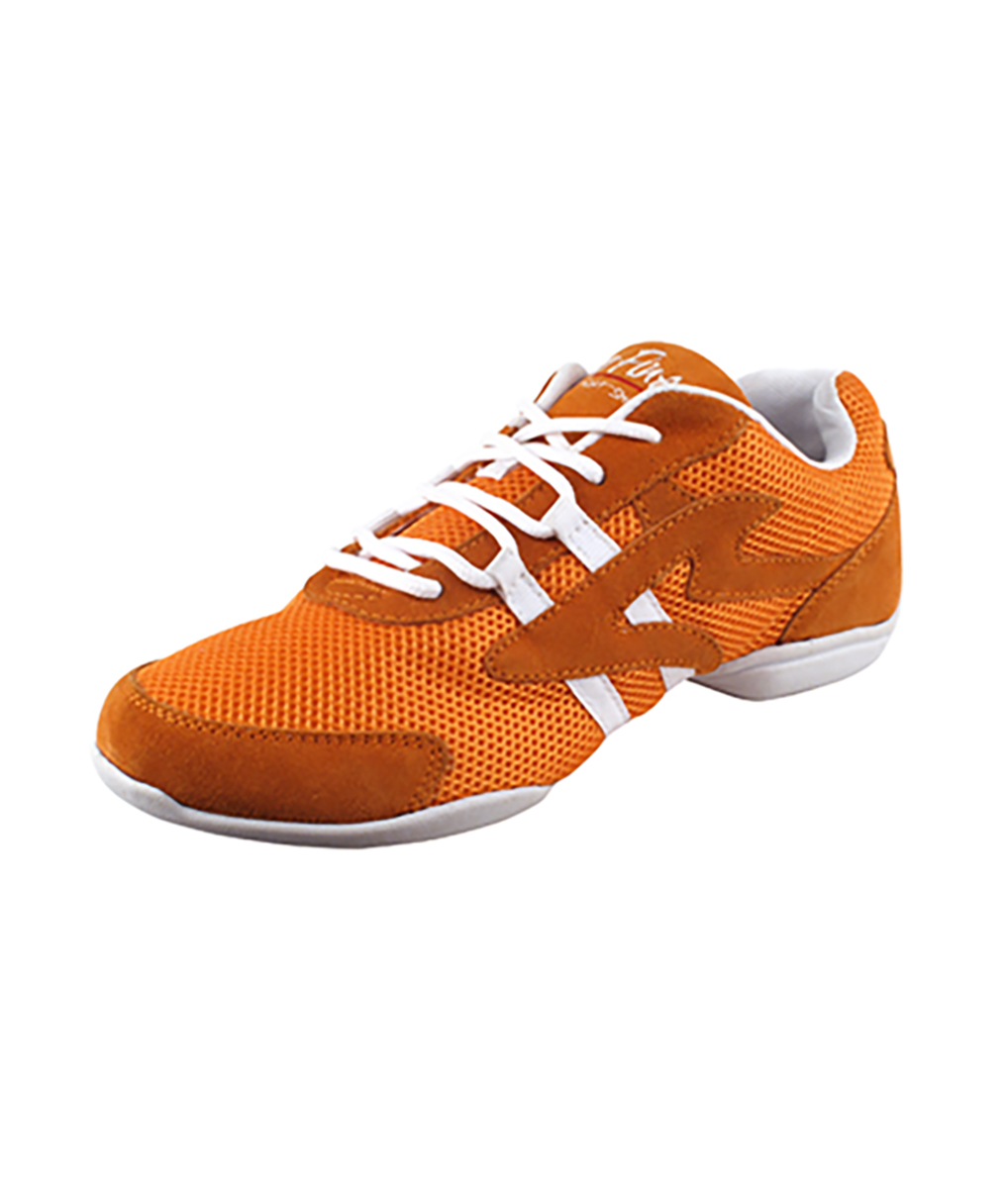 Very Fine Dance Sneakers - VFSN012 - Orange size 10 B(M) US Women / 8.5 D(M) US Men