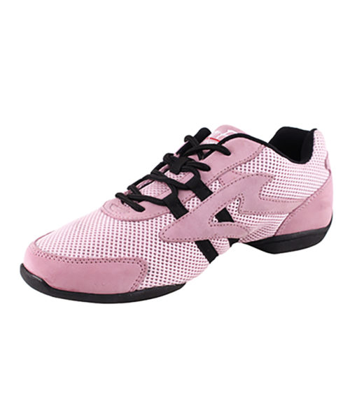 Very Fine Dance Sneakers - VFSN012 - Pink size 10 B(M) US Women / 8.5 D(M) US Men