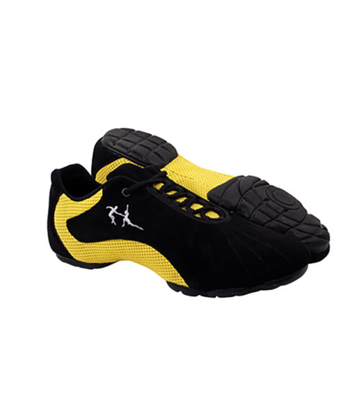 Very Fine Dance Sneakers - VFSN016 - Yellow size 10 B(M) US Women / 8.5 D(M) US Men