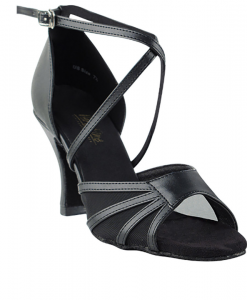 Very Fine Ladies Latin, Rhythm, Salsa Dance Shoes - Classic Series 1601