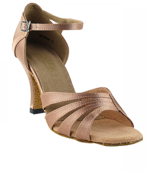 Very Fine Ladies Latin, Rhythm, Salsa Dance Shoes - Classic Series 1680