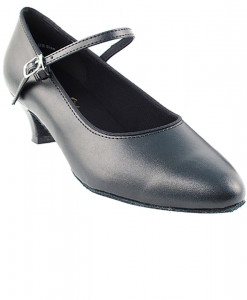Very Fine Ladies Practice, Cuban Low Heel Dance Shoes - Classic Series 1682