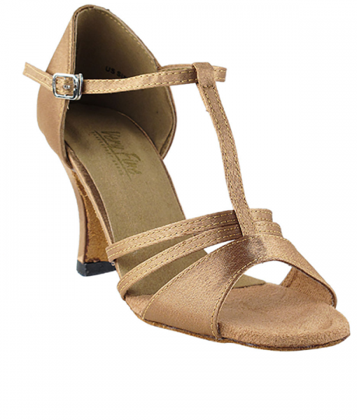 Very Fine Ladies Latin, Rhythm, Salsa Dance Shoes - Classic Series 1683