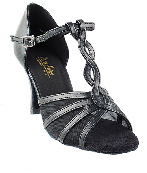 Very Fine Ladies Latin, Rhythm, Salsa Dance Shoes - Classic Series 1692