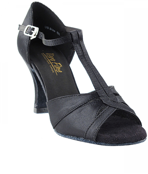 Very Fine Ladies Latin, Rhythm, Salsa Dance Shoes - Classic Series 1703