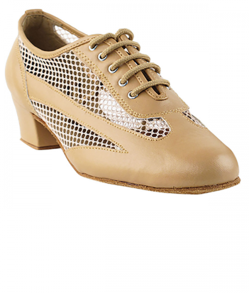 Very Fine Ladies Practice, Cuban Low Heel Dance Shoes - Classic Series 2009