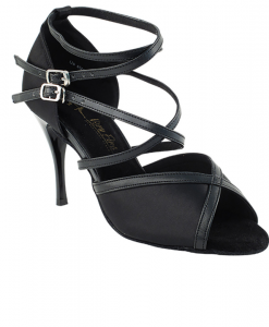 Very Fine Ladies Latin, Rhythm, Salsa Dance Shoes - Classic Series Stiletto Heels Edition 2630LEDSS