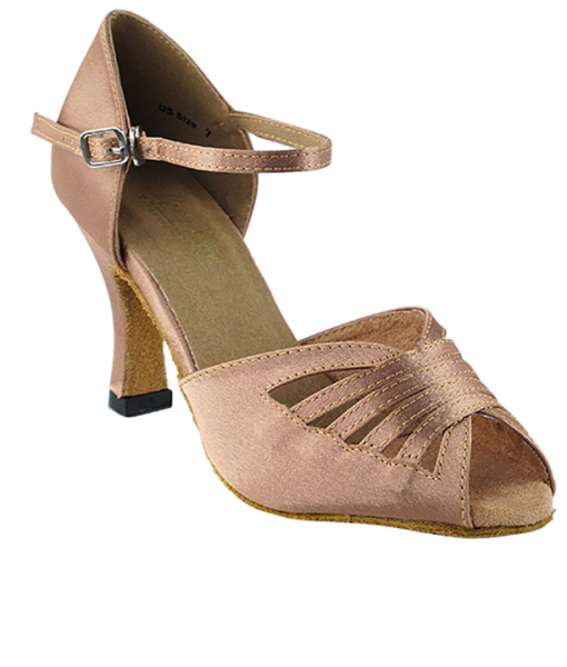 Very Fine Ladies Latin, Rhythm, Salsa Dance Shoes - Classic Series 2709
