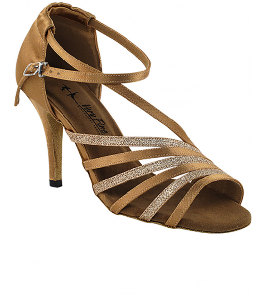 Very Fine Ladies Latin, Rhythm, Salsa Dance Shoes - Classic Series Stiletto Heels Edition 2824LEDSS