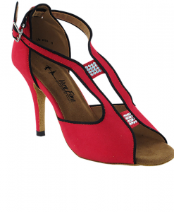 Very Fine Ladies Latin, Rhythm, Salsa Dance Shoes - Classic Series Stiletto Heels Edition 2825LEDSS