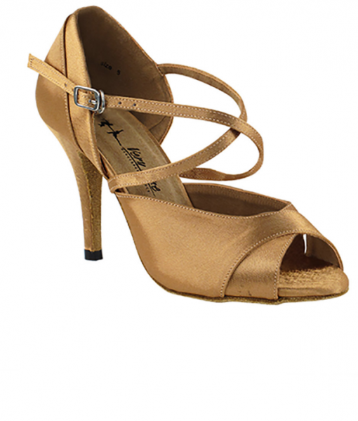 Very Fine Ladies Latin, Rhythm, Salsa Dance Shoes - Classic Series Stiletto Heels Edition 2828LEDSS