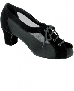 Very Fine Ladies Practice, Cuban Low Heel Dance Shoes - C-Series C1644