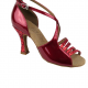 Red Sparkle(H)-Red Patent