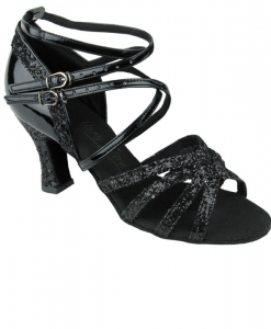 Very Fine Ladies Latin, Rhythm, Salsa Dance Shoes - C-Series C5008M