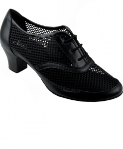Very Fine Ladies Practice, Cuban Low Heel Dance Shoes - Competitive Dancer Series CD1108