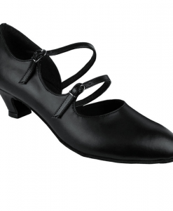 Very Fine Ladies Practice, Cuban Low Heel Dance Shoes - Party Party Series PP201