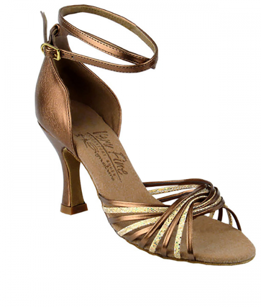 Very Fine Ladies Latin, Rhythm, Salsa Dance Shoes - Signature Series S1001