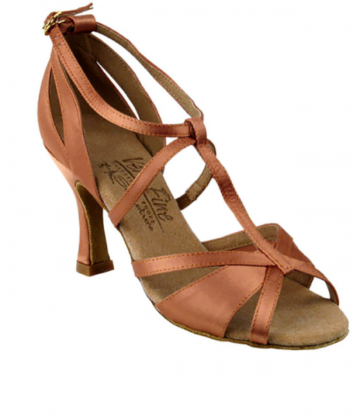 Very Fine Ladies Latin, Rhythm, Salsa Dance Shoes - Signature Series S1002