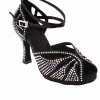 Very Fine Ladies Latin, Rhythm, Salsa Dance Shoes - Crystal Collection S1003CC