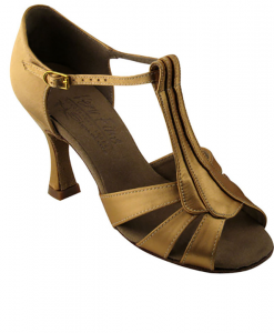 Very Fine Ladies Latin, Rhythm, Salsa Dance Shoes - Signature Series S2806