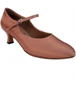 Very Fine Ladies Practice, Cuban Low Heel Dance Shoes - Signature Series S9137
