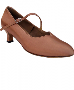 Very Fine Ladies Practice, Cuban Low Heel Dance Shoes - Signature Series S9138