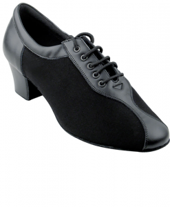 Very Fine Ladies Practice, Cuban Low Heel Dance Shoes - Signature Series S9T56