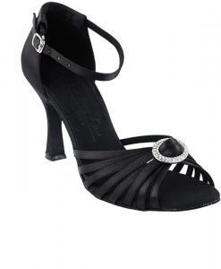 Very Fine Ladies Latin, Rhythm, Salsa Dance Shoes - Salsera Series SERA1671B