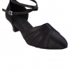 Very Fine Ladies Practice, Cuban Low Heel Dance Shoes - Salsera Series SERA3543