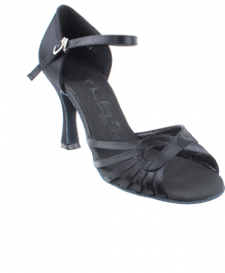 Very Fine Ladies Latin, Rhythm, Salsa Dance Shoes - Salsera Series SERA3870