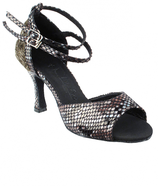 Very Fine Ladies Latin, Rhythm, Salsa Dance Shoes - Salsera Series SERA7008