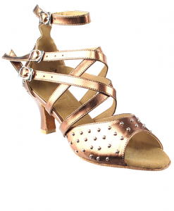 Very Fine Ladies Latin, Rhythm, Salsa Dance Shoes - Salsera Series SERA7011