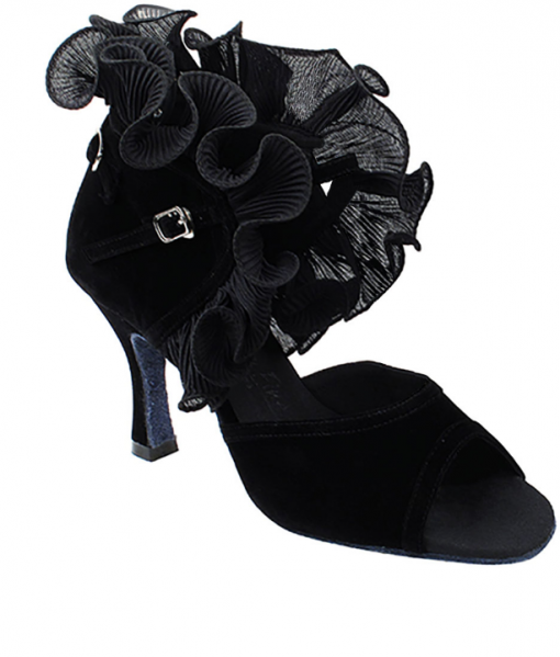 Very Fine Ladies Latin, Rhythm, Salsa Dance Shoes - Salsera Series SERA7013