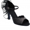 Very Fine Ladies Latin, Rhythm, Salsa Dance Shoes - Salsera Series SERA7014
