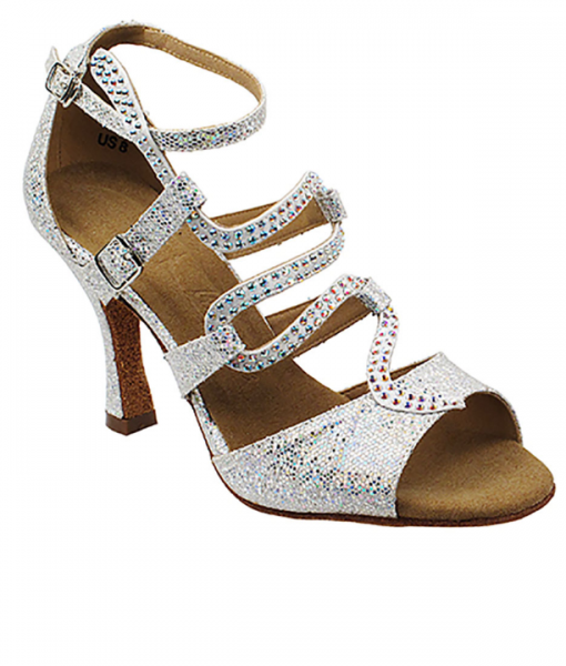 Very Fine Ladies Latin, Rhythm, Salsa Dance Shoes - Salsera Series SERA7017
