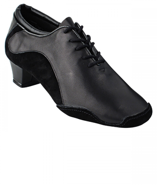 Very Fine Ladies Practice, Cuban Low Heel Dance Shoes - Salsera Series BBX SERA703BBX